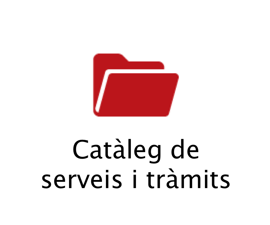 Catelg Serveis i tramits
